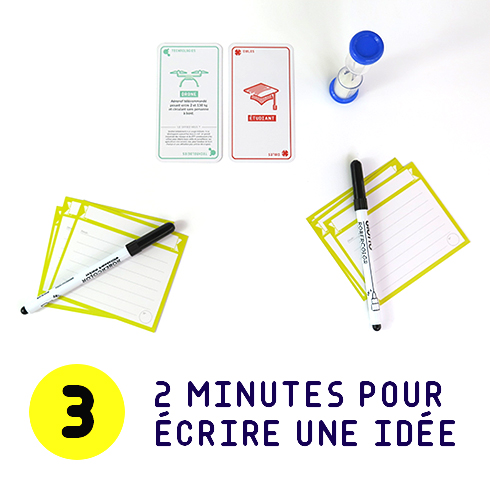 Idea Maker - Outil créé par Nod-A