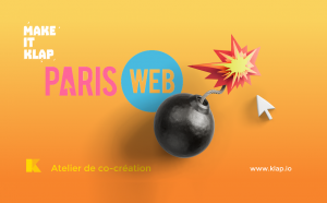 PARIS WEB 2016 : Venez tester le Design Thinking !