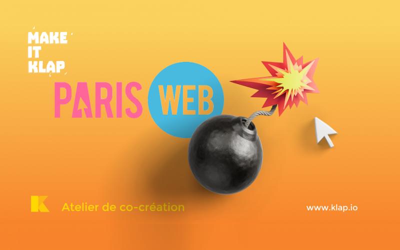 PARIS WEB 2016: Venez tester le Design Thinking!