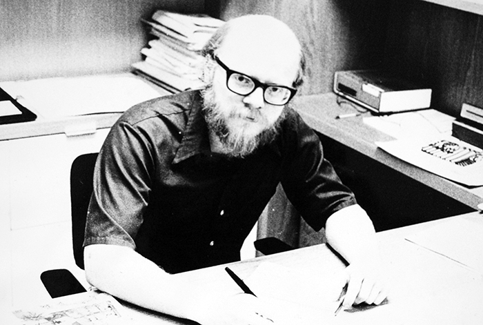 Professor Rolf Faste (1943-2003) was a pioneer of human-centered design